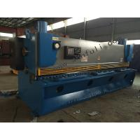 Quality QC11Y-20*3200 hydraulic shearing machine, Hydrualic NC Guillotine shearing machine for sale