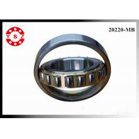 Quality Brass Cage Self-aligning Roller Bearings Single Row 100 x 180 x 34mm for sale