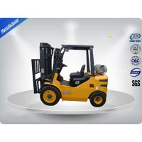 Quality 3 Tons No Pollution Dual Fuel ForkliftWith Standard / Upper - Positioner Exhaust for sale