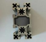 Quality GB/T6892-2000 Industrial Aluminium Industrialpowder Spray Coated Profile For Radiators for sale