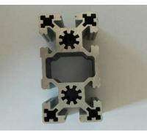 Buy GB/T6892-2000 Industrial Aluminium Industrialpowder Spray Coated Profile For Radiators at wholesale prices