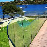 Quality High-Quality Best Prices of Balcony Stainless Steel Terrace Railing Designs for sale