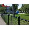 Buy cheap Stadium Chain Link Fence,Playground Chain Link Fence,Chain Link Garden Fence from wholesalers