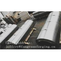 Quality ASME P91 Forged Pipe / Cylinder Forged Steel Rings Machined According To The Drawings for sale
