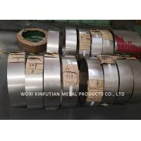 Quality 304L Polished Stainless Steel Strips / Thin Stainless Steel Strips No.4 Surface for sale