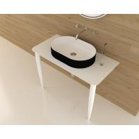 Buy North America Style small bathroom sink cabinet for home / hotel at wholesale prices