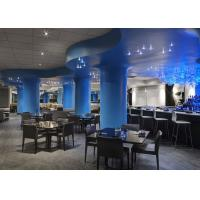 Quality Unique Luxury Luxury Restaurant Furniture Long Working Lifespan for sale