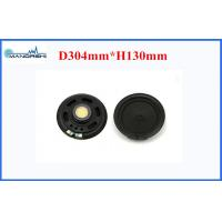 Quality Round Portable 400HZ Dynamic Micro Dynamic Speaker With Foam Edge for sale