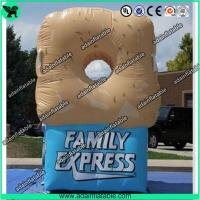 Quality Advertising Inflatable Cookie Replica/Cookie Promotion Inflatable Model for sale