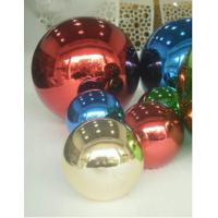 Quality Electroplated Hollow Steel Balls Metal Spheres Stainless Float Hollow Balls for sale