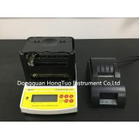Quality Digital Electronic Gold Tester , Gold Tester Machine for sale