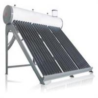 China Home use no pressure hot water solar system on sale