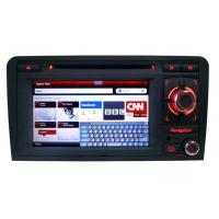 """Buy 6.5"""" LCD 3G 6 CDC PIP Can - Bus Steering Wheel AUDI A3 Navigation / Automobile at wholesale prices"""
