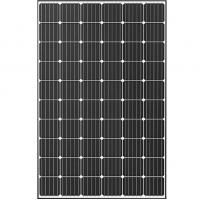 Quality 320W mono solar panel Fish Pond Residential Solar Power Systems 3.2 Mm Thick Tempered Glass for sale