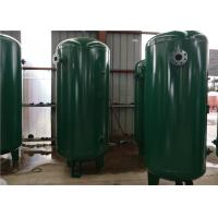 Quality Carbon Steel Extra Vertical Air Receiver Tank For Compressor Systems for sale