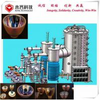 Quality Arc Vacuum Glass Coating Machine For Chandelier Pendant Lighting Φ 1800 * 3600mm for sale