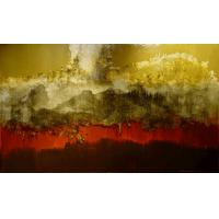 Quality abstract painting light picture wall decor 50x50cm for sale