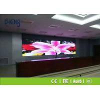 Quality HD P2.5 Digital LED Billboard signs indoor Full Color LED Screen 1R1G1B for sale