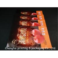Quality 80g Dry Fruit / Dried Fruit Bags For Food Packaging Water Resistant Easy Opening for sale