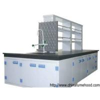 Custom Polypropylene Laboratory Bench With PP Sink and PP Faucet
