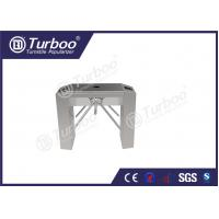 Quality Waterproof Tripod Security Turnstile Gate Stainless Steel Vertical Type for sale