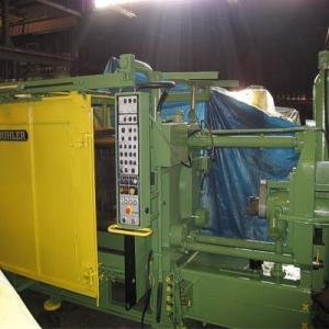 China Industry Aluminium Pressure Die Casting Machine  550 Ton High Capacity on sale