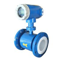 Quality High temperature Type Electromagnetic Flow Meter for sale