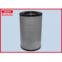 Quality Air Cleaner Element ISUZU Best Value Parts For CXZ 1876101111 4 KG Net Weight for sale