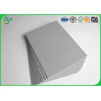 Quality File Holding Grey Board Paper Different Thickness 350gsm 787mm Width In Roll for sale