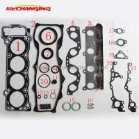 1RZ For TOYOTA HIACE III Engine Parts Auto Parts Full Set Automotive Spare Parts Engine Gasket 04111-75011 50126600