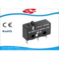 Quality T85 Micro Push Replacement Rocker Switch 6A 125V 3A 250V AC For Electrical Tools for sale