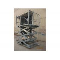 Buy Loading / Unloading Goods Hydraulic Lift Ladder 2000 × 1500mm Platform Multi at wholesale prices