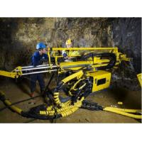 Quality Max rod size 89mm Underground Core Drill Rig  with NQ dirlling depth 760m Power 75kw for sale