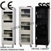 Quality RH Single Door Nitrogen gas Cabinet Dry Box / Dehumidifier Semiconductors in lab,stock for sale