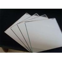 China Environment Protection Silver Mirror Glass Sheets With 4mm - 10mm Thickness on sale
