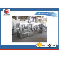 Drinking Auto Water Filling Machine Production Line / System 24000bph 13KW