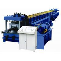 Quality Automatic Cold Roll Forming Machine For Stadiums Wall Surface Support Purlin for sale