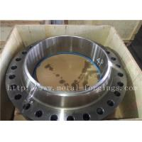 Quality Non-Standard  Or Customized Stainless Steel Flange PED Certificates ASME / ASTM-2013 for sale
