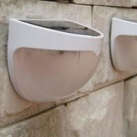 Buy cheap 6 - 8h Charging Time Outdoor Up And Down Lights Semicircle Innovative Design from wholesalers