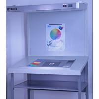 TILO CC120 D65 Standard Light Source 120cm Paper Printing Painting ColorController Color Viewer Table with MDF package