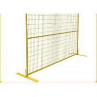 Quality Hot Dipped Galvanized Temporary Fencing Panels for sale