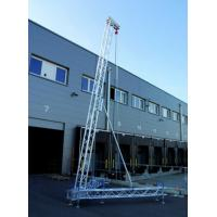 Quality 6.2 M High 300*300 Mm Screw Truss For Arrary Stand And Speaker Truss for sale