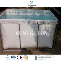 Quality Veniceton Flexible Water Tank Used As Movable water storage Fish Tank for sale