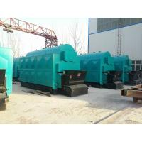 Quality Industrial Horizontal Steam Boiler High Efficiency Professional Design 2-3 Ton for sale