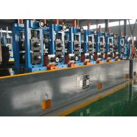 Quality Industrial Steel Tube Mill / Erw Pipe Making Machine 30-100m / Min Mill Speed for sale