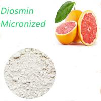 Quality CAS 520-27-4 Micronized Diosmin Hesperidin Powder Dosage For Lymphedema for sale