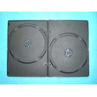 Quality 7mm double black DVD case  dvd  box  dvd cover(YP-D806H) for sale