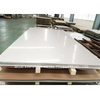 Quality Cold Rolled 316 316L Stainless Steel Sheet 4X8 300 Series Metal Bright for sale