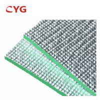 Quality Plastic Pipe Aluminum Foil Sound Absorbing Foam Xpe Building Materails LDPE for sale