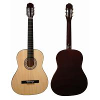 Quality Nylon String Wood Classical Guitar Natural For Learners / Students CG3910 for sale